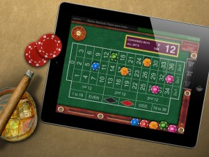 iPad casino's