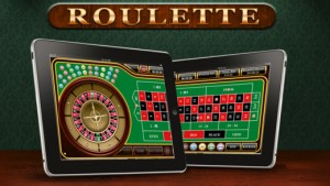 Roulette tablet