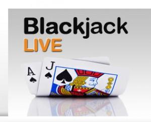 Live blackjack spelen